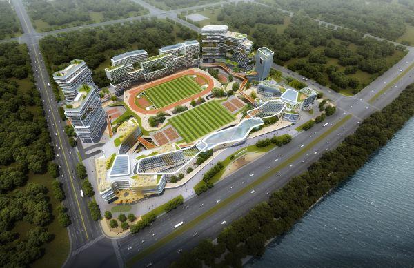 投资10.6亿元,又一所国际学校在武汉开工